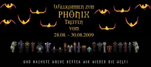 Türrahmen Phönix Treffen 2009